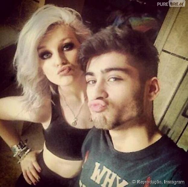 Zayn Malik, ex-One Direction, colocou mansão que dividia com Perrie Edwards à venda