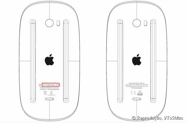 Apple pode produzir novos modelos do Magic Mouse e do seu teclado sem fio, afirma site