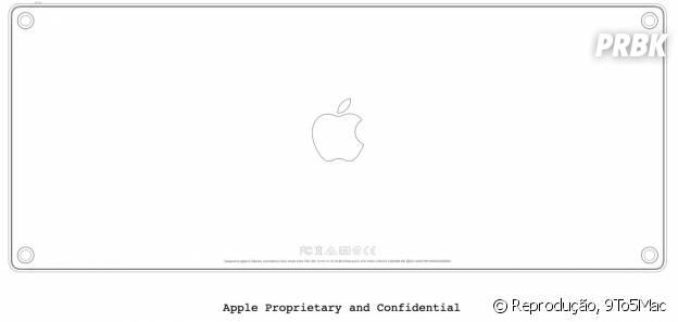 Novo Magic Mouse e teclado sem fio da Apple a caminho?