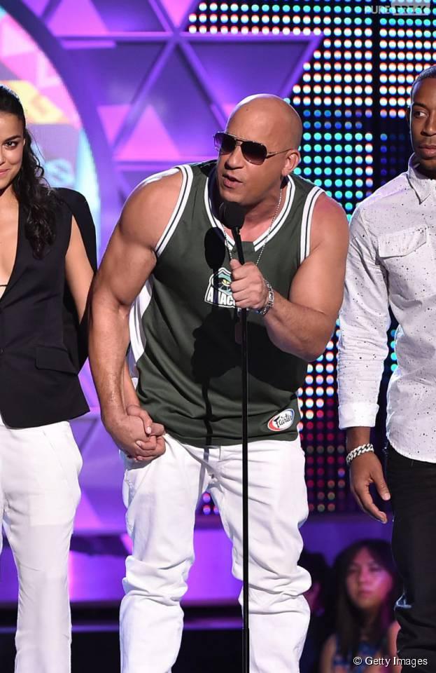 """Vin Diesel revela o nome da próxima sequência de """"Velozes & Furiosos"""""""