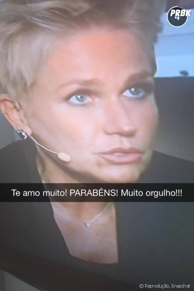 Bruna Marquezine, da Globo, apoia Xuxa na Record