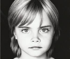 Cara Delevingne é modelo desde os 10 anos