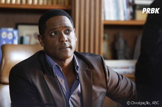 "Andrew (Blair Underwood) pode fazer parte dos problemas de May (Ming-Na Wen) no novo ano de ""Agents of SHIELD"""