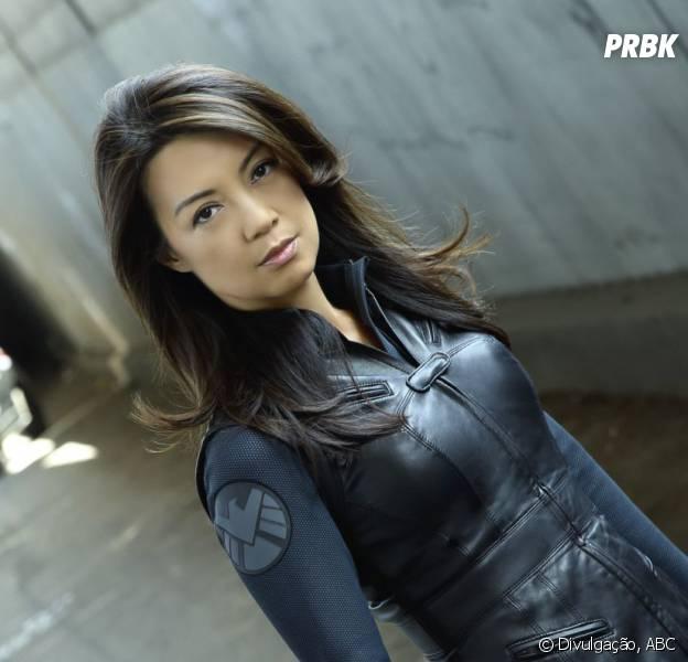 """Em """"Agents of SHIELD"""", a agente May (Ming-Na Wen) pode sair da série!"""