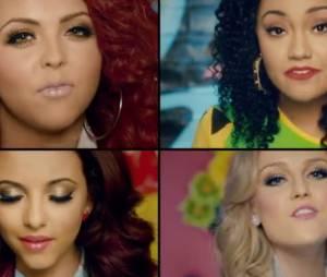 """Little Mix no clipe da música """"Wings"""""""