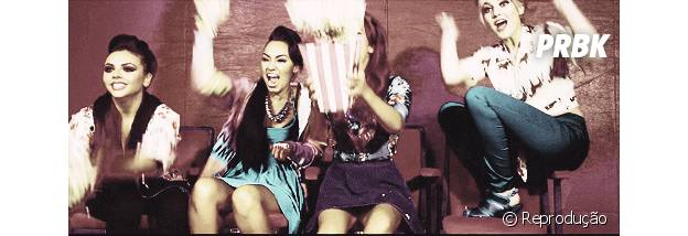 Little Mix ganha cada vez mais fãs