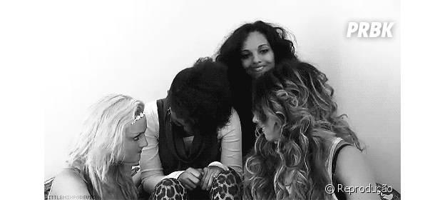 As meninas do Little Mix são super brincalhonas