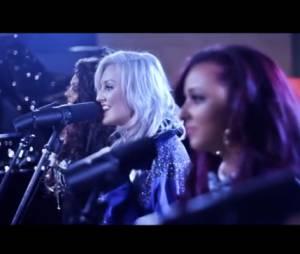 """Little Mix no cover acústico da música """"We Are Young"""""""