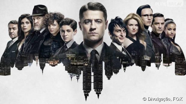 """Veja novo vídeo e foto promocionais de """"Gotham""""!"""