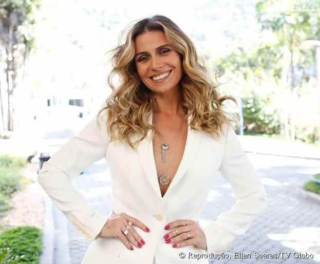 """Vilã em """"A Regra do Jogo"""", Giovanna Antonelli cultiva um corpo de dar inveja prestes a completar 40 anos"""