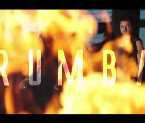 """Anahí no clipe da música """"Rumba"""""""