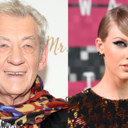 "Taylor Swift despejou Ian McKellen? O Magneto, de ""X-Men"", diz como foi expulso por causa da cantora"