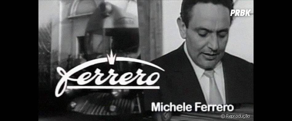 A Nutella foi criada por um italiano logo após o fim da Segunda Guerra Mundial