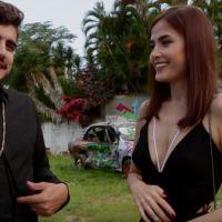"""Novela """"I Love Paraisópolis"""": Caio Castro e Maria Casadevall falam sobre romance do casal """"Gregot"""""""