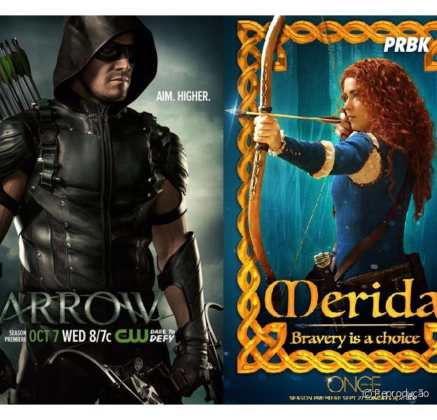 "Séries ""Arrow"", ""Once Upon a Time"" e ""Agents of S.H.I.E.L.D"" ganham novos trailers!"