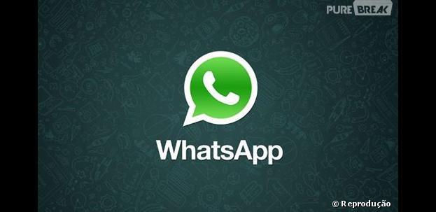 """O """"Whatsapp """" ganhou mais de 100 milhões de usuários novos nos últimos quatro meses"""