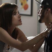 """Novela """"I Love Paraisópolis"""": Grego (Caio Castro) e Margot brigam no dia do casamento de Mari e Ben!"""
