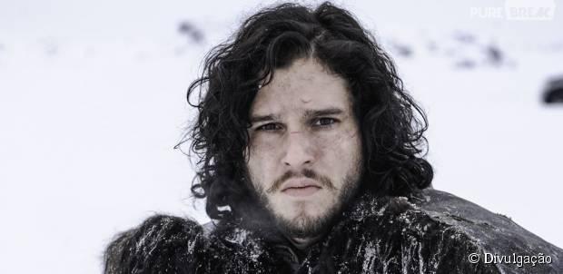 "Em ""Game Of Thrones"": Jon Snow (Kit Harington) pode voltar para a série!"