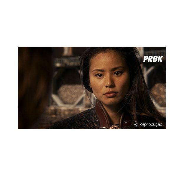 """Em """"Once Upon a Time"""": Mulan (Kamie Chung) volta na 5ª temporada da série!"""