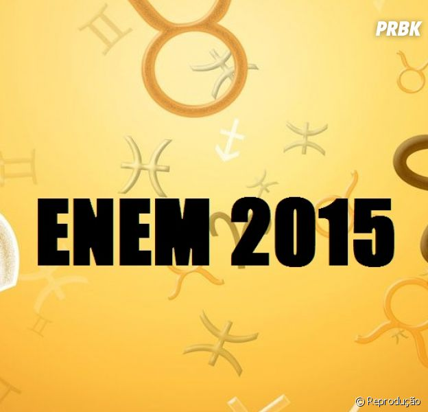 Astrologia no ENEM 2015: Descubra como cada signo se comporta na hora de estudar e fazer a prova!