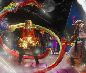 """No novo """"Street Fighter V"""":golpe especial da loira"""