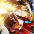 """Especialista em várias artes marciais, Karin estpa de volta em """"Street Fighter V"""""""
