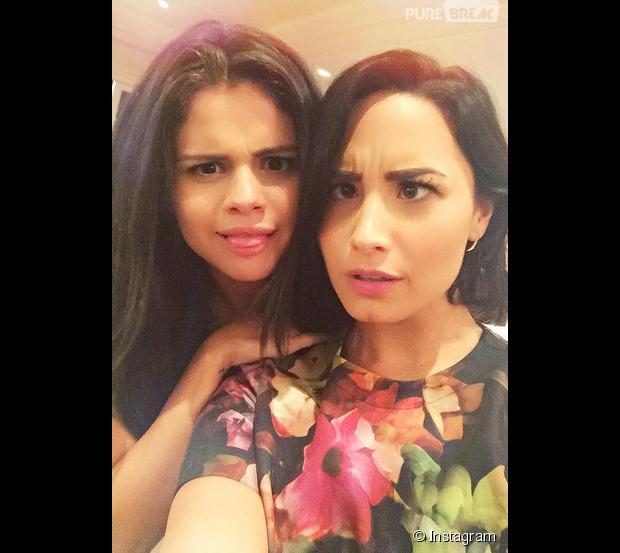 Demi Lovato e Selena Gomez amigas de novo