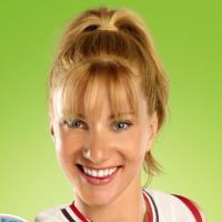 """Heather Morris, a Brittany de """"Glee"""", mostra pela primeira vez rosto do filho"""