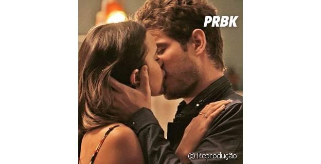 """Maurício Destri e Bruna Marquezine, de """"I Love Paraisópolis"""", saíram da ficção e foram pra vida real!"""