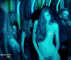 """Em """"Verdades Secretas"""", a jovem Camila Queiroz deixa muita gente babando em suas cenas como a Angel"""