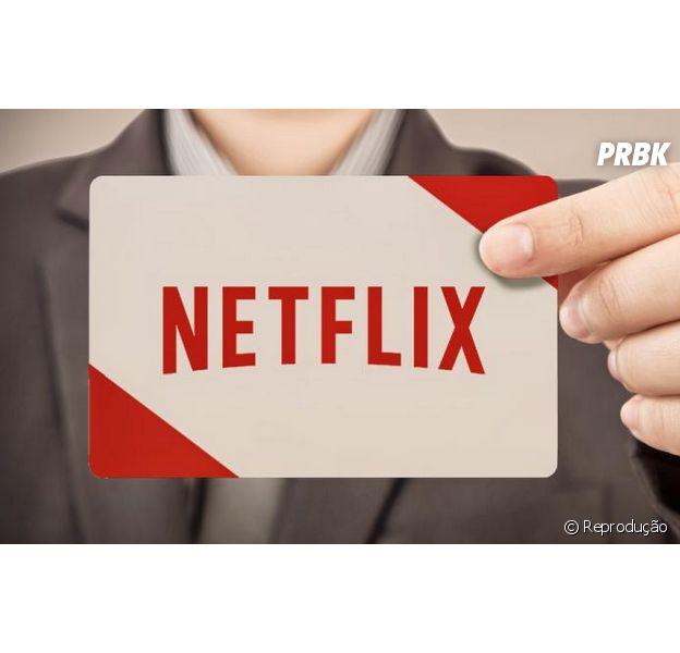 Tipos de pessoas que assistem Netflix