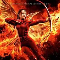 """De """"Jogos Vorazes: A Esperança - O Final"""": Katniss aparece incrível em último pôster divulgado!"""