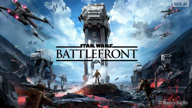 "Demonstração de ""Star Wars: Battlefront"" estará na BGS 2015"