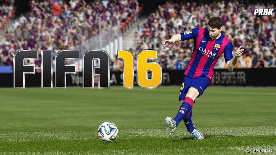 """Para testar na BGS 2015: tem """"Fifa 16"""" para os fãs de esportes"""