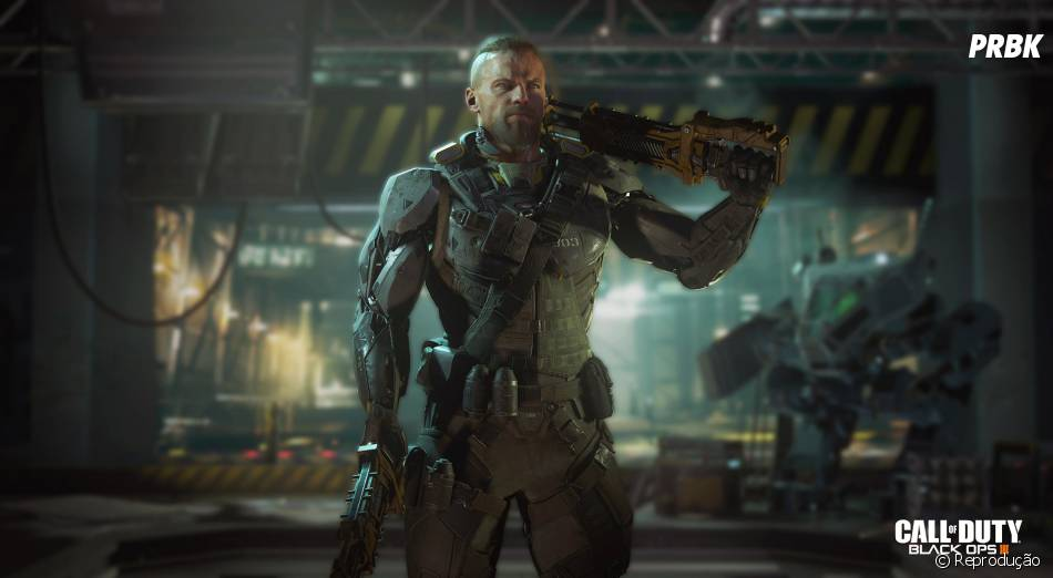 """Call Of Duty: Black Ops 3"" vai ter versões para PS3, PS4, Xbox 360 e Xbox One"