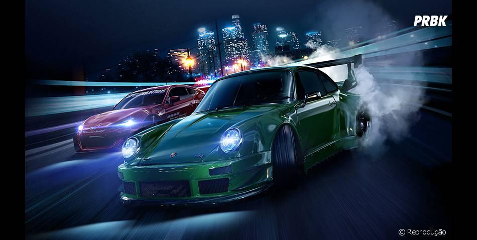 """Simulador """"Need For Speed"""" vai ficar disponível na BGS antes de seu lançamento em 2016"""