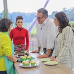 """No """"Bake Off Brasil"""": escultura de chocolate e cupcake são os desafios da semana!"""