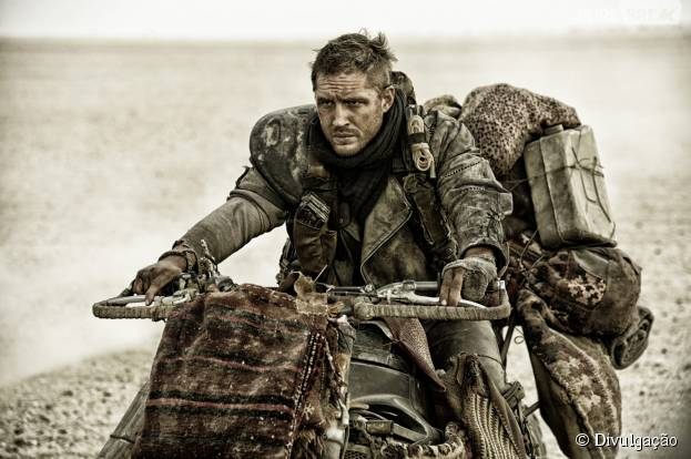 """""""Mad Max: Estrada da Fúria"""" conta com Tom Hardy como protagonista"""