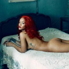 Rihanna posa nua para revista e causa nas redes sociais ao falar sobre sexo casual e Chris Brown!