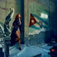 Rihanna foi fotografada em Cuba para a capa de novembro da revista Vanity Fair