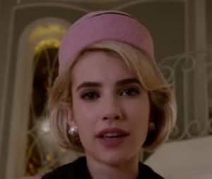 """Em """"Scream Queens"""": novo trailer mostra Chanel (Emma Roberts) e companhia no Halloween!"""