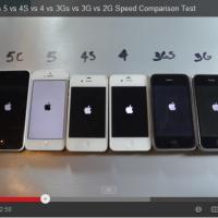Vídeo compara todas as gerações de iPhone. Confira o resultado