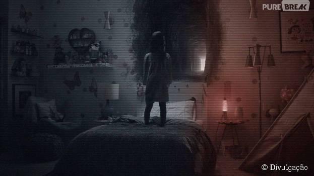 """""""Atividade Paranormal 5: Dimensão Fantasma"""" acaba de chegar aos cinemas, nesta quinta-feira (22)!"""