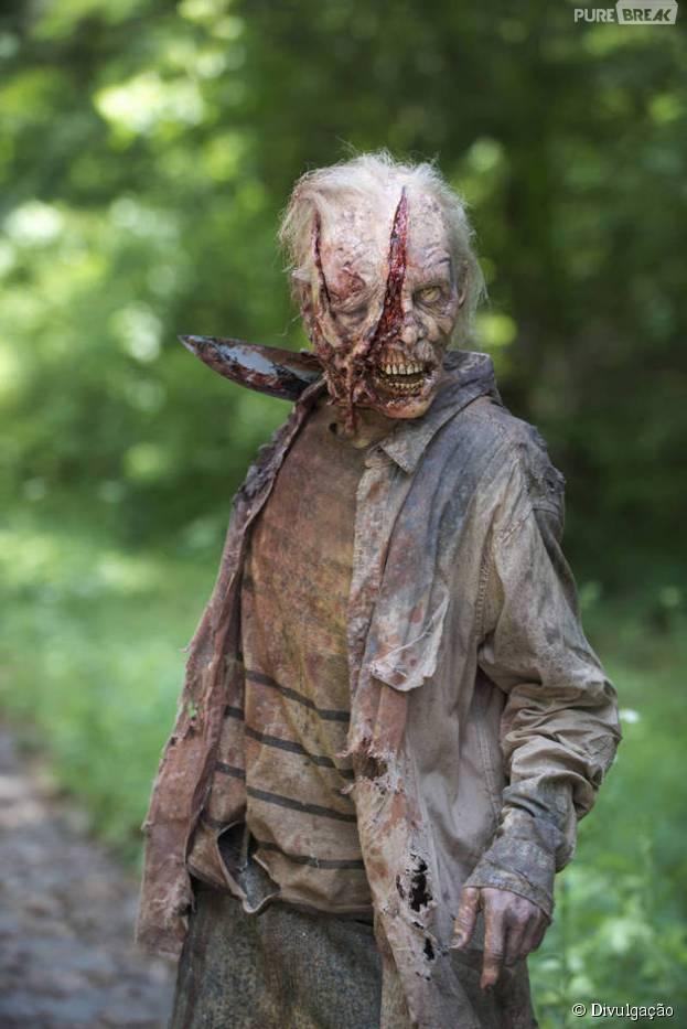 """Em """"The Walking Dead"""", novas fotos revelam ameaça zumbi com força total!"""