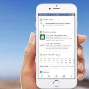 Facebook imita Google Now e vai lançar cards personalizados nas notificações para Android e iOS!