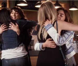 """Em """"Pretty Little Liars"""": na 6ª temporada, revelações e novos mistérios aparecem na vida das meninas!"""