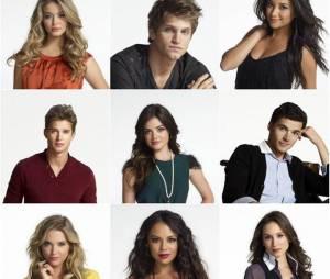 """""""Pretty Little Liars"""" está de volta para a segunda metade da sua quarta temporada!"""