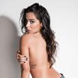Anitta posa toda sensual para a revista Vip