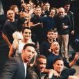 Todos os heróis da Marvel reunidos na selfie mais poderosa de todos os tempos!