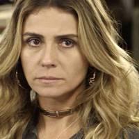 "Novela ""A Regra do Jogo"": Atena (Giovanna Antonelli) consegue expulsar Tóia da casa de Romero!"